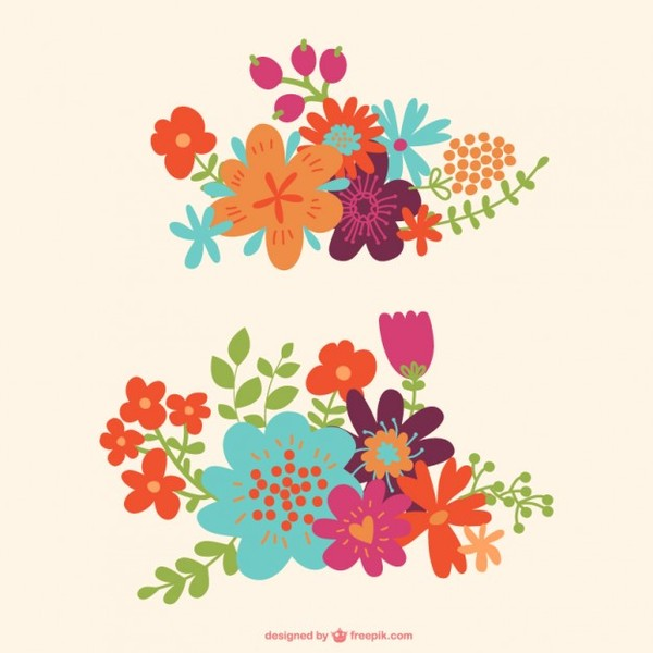 Graphics floral banner library library Free floral graphic - ClipartFest banner library library