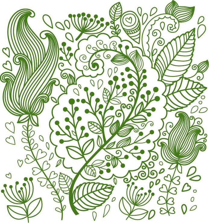 Graphics floral graphic royalty free download 1000+ images about Floral Print | Green on Pinterest | Free vector ... graphic royalty free download
