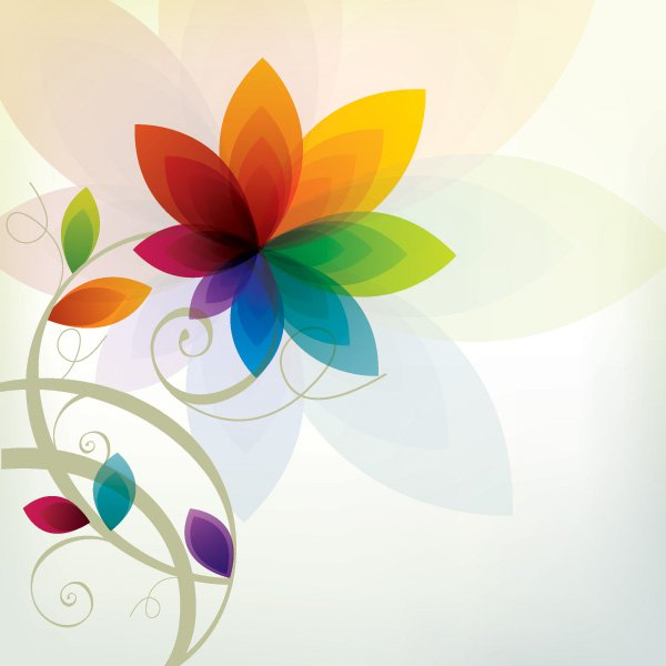 Graphics flower png royalty free stock Flowers and Swirls Vector Graphics at DryIcons.com png royalty free stock