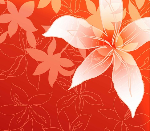 Graphics flowers picture transparent library Lily Flowers Vector Graphic | Free Vector Graphics | All Free Web ... picture transparent library