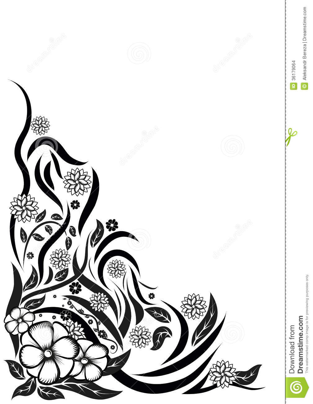 Graphics flowers graphic library library Flowers Pattern Stock Images - Image: 36179064 graphic library library