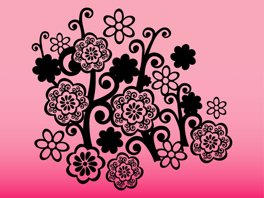 Graphics flowers svg free library Graphics of flowers - ClipartFest svg free library