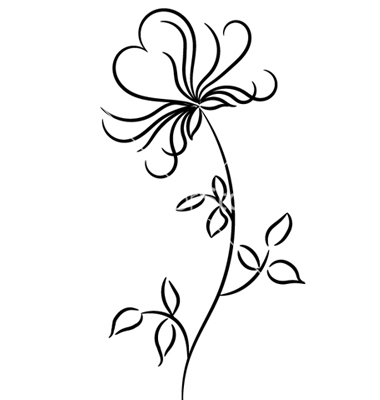 Graphics flowers free Graphic flower picture - ClipartFest free