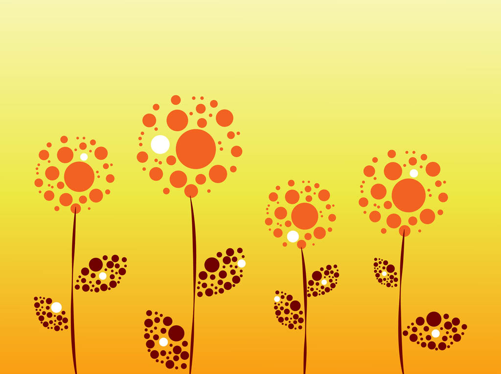 Graphics flowers image royalty free Vector Flowers Graphics Vector Art & Graphics | freevector.com image royalty free