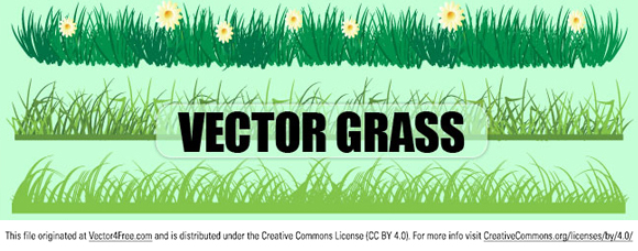 Gras clipart kostenlos graphic royalty free download Free Grass Vector Graphics graphic royalty free download