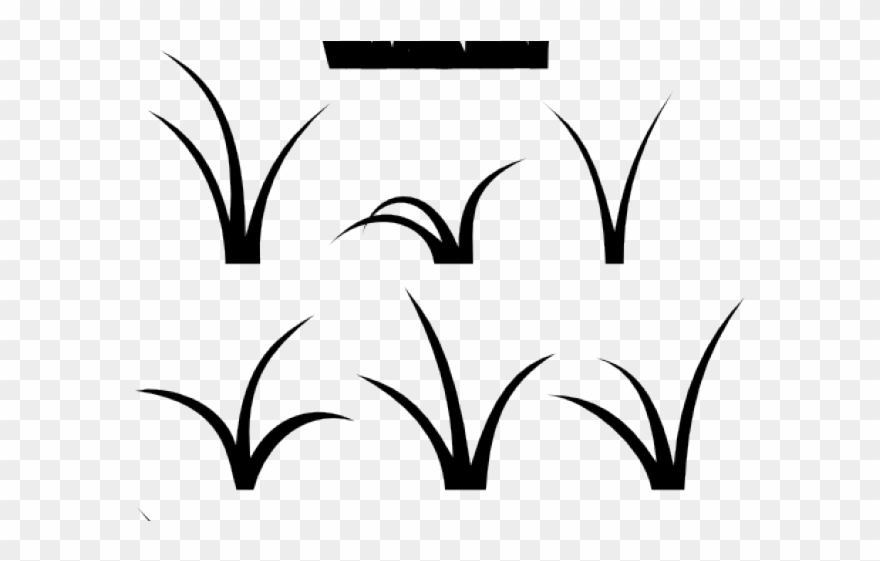 Grass blades clipart clip library library Lawn Clipart Jungle Grass - Clipart Blades Of Grass - Png Download ... clip library library