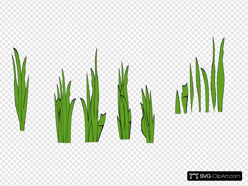 Grass blades clipart png download Grass Blades And Clumps Clip art, Icon and SVG - SVG Clipart png download