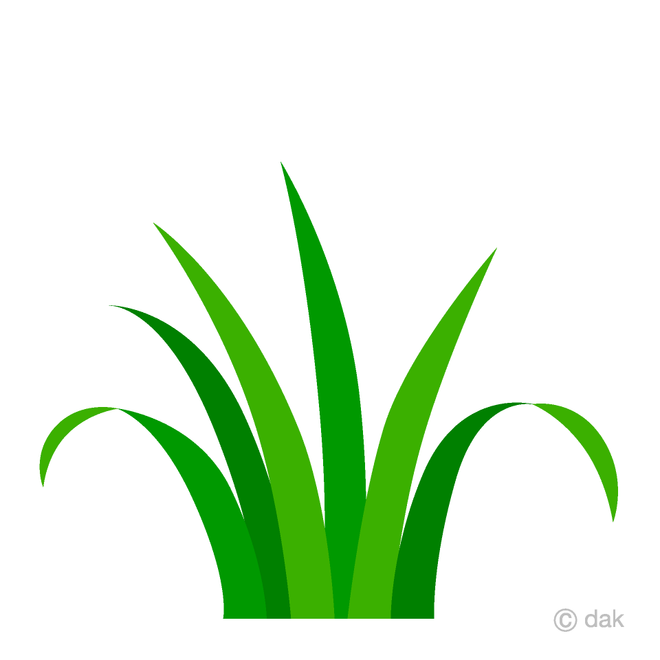 Grass images clipart svg library Simple Grass Clipart Free Picture|Illustoon svg library