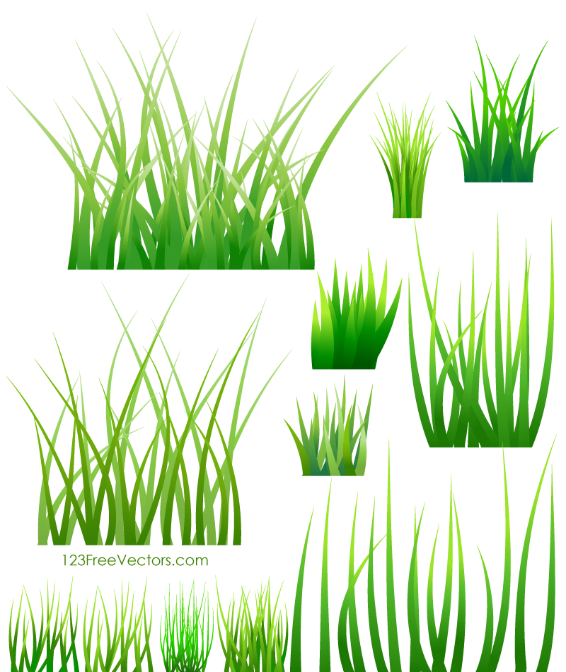 Grass vector clipart png royalty free stock Green Grass Vector png royalty free stock