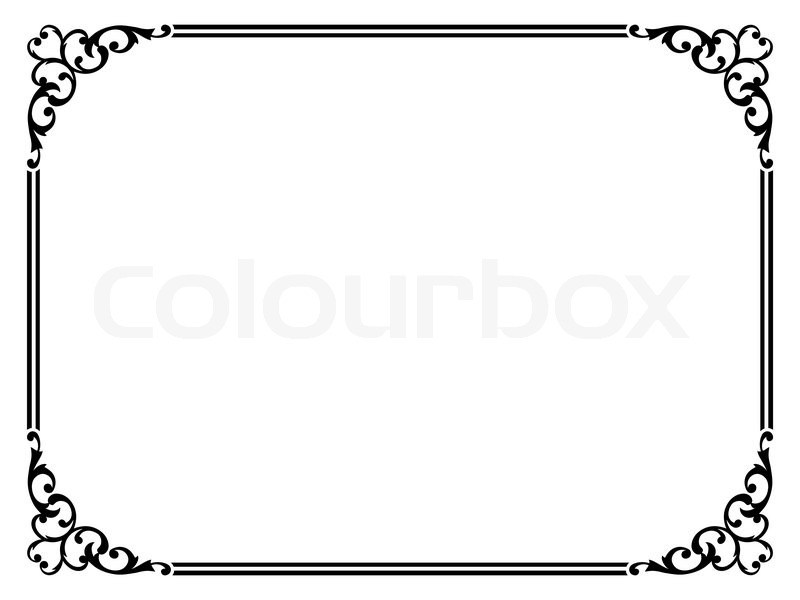 Gratis clipart rammer clipart royalty free library Gratis clipart rammer og kanter 3 » Clipart Portal clipart royalty free library