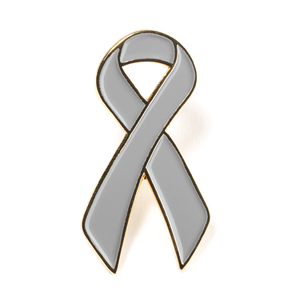 Gray cancer ribbon clipart vector black and white download Cancer Ribbon Clipart Black And White (93+ images in Collection) Page 2 vector black and white download
