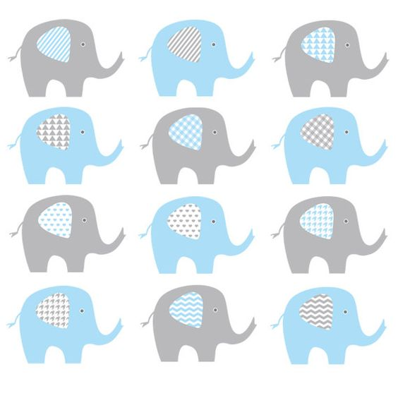 Gray elephant with hearts clipart vector black and white stock ELEPHANT CLIP ART This elephant clip art in chevron, stripes ... vector black and white stock
