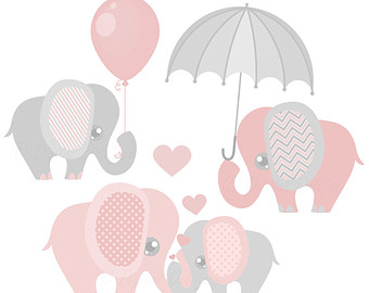 Gray elephant with hearts clipart graphic library download Gray elephant with pink heart clipart - ClipartFest graphic library download
