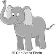 Gray elephant with hearts clipart clip art library library Grey elephant Vector Clipart Royalty Free. 550 Grey elephant clip ... clip art library library
