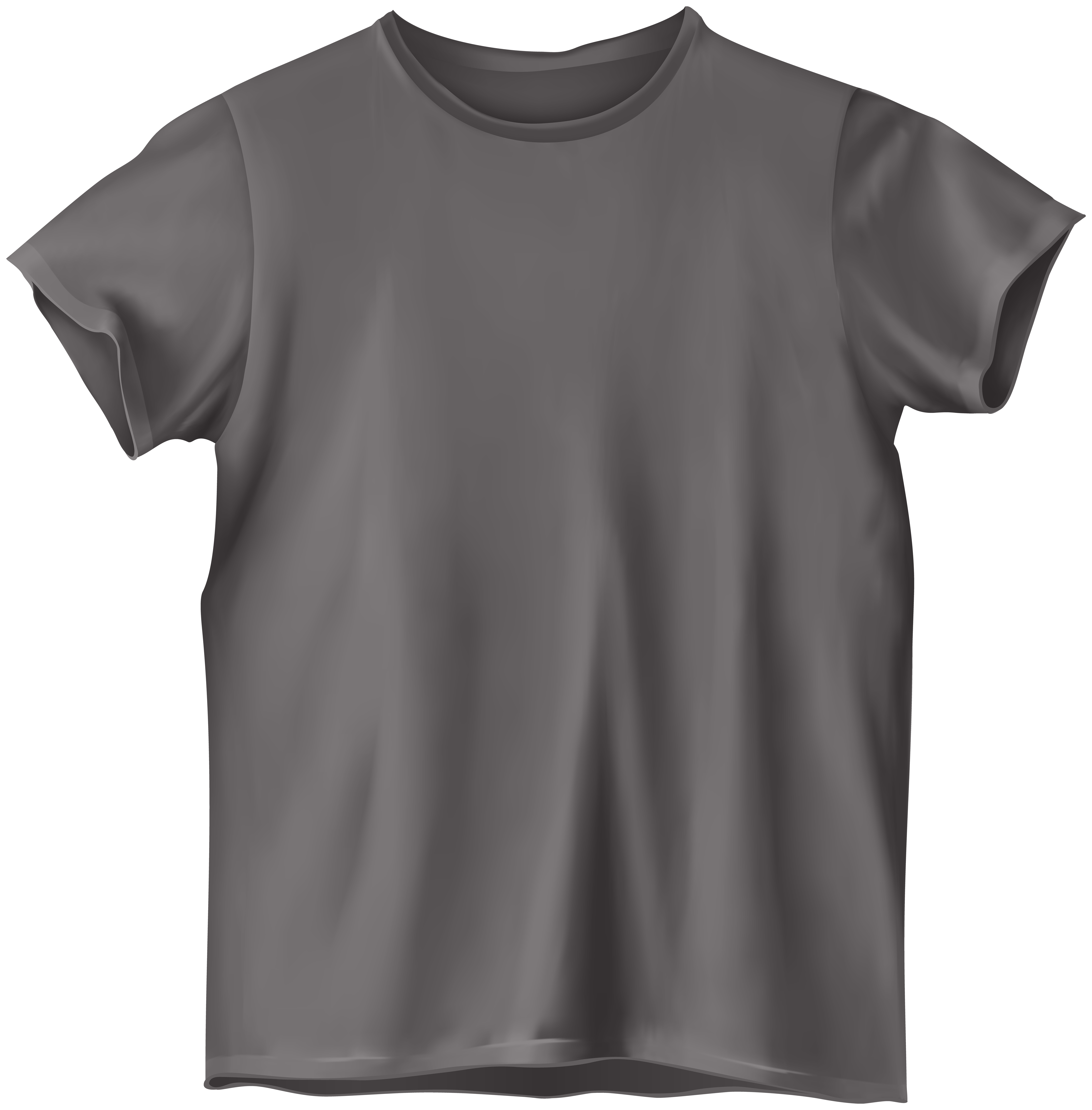 Gray house clipart image library Grey T Shirt PNG Clip Art - Best WEB Clipart image library