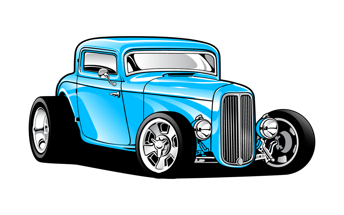 Grease car clipart jpg library Hot Rod Clipart at GetDrawings.com | Free for personal use Hot Rod ... jpg library