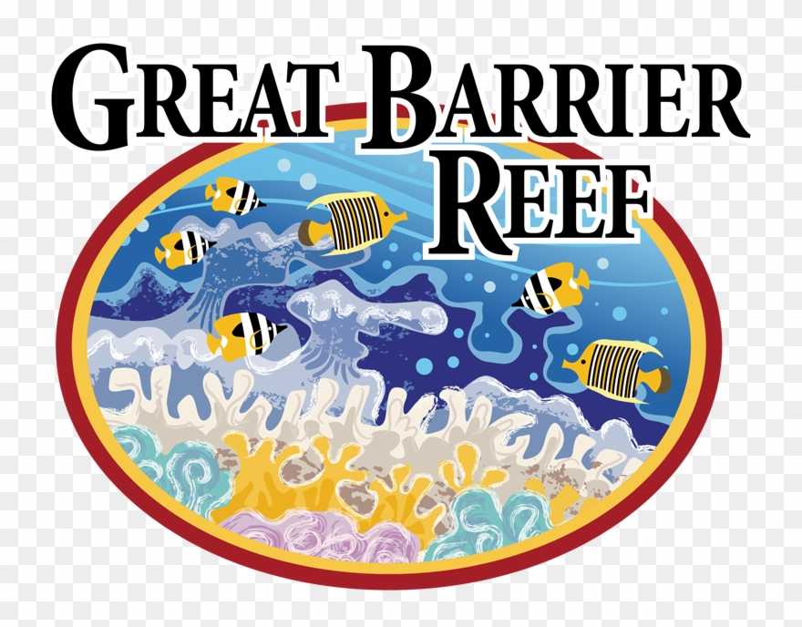 Great barrier reef clipart png black and white library Grace Fellowship Baptist Church Vbs - Great Barrier Reef Logo ... png black and white library