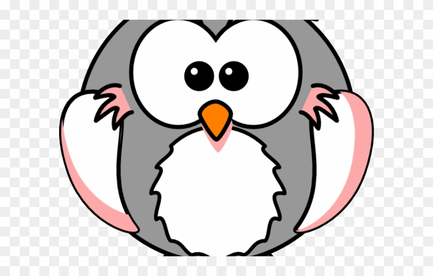 Great grey owl clipart picture royalty free download Great Grey Owl Clipart Cartoon - Png Download (#2360045) - PinClipart picture royalty free download