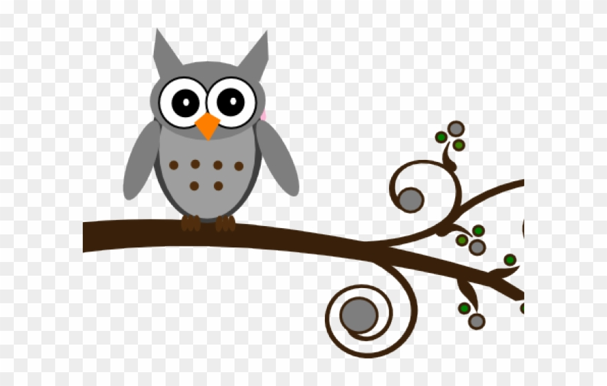Great grey owl clipart svg free download Great Grey Owl Clipart Baby - Png Download (#2968481) - PinClipart svg free download