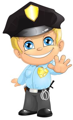 Great officers clipart banner royalty free stock 35 Best Boys:Police images in 2016 | Community helpers, Police ... banner royalty free stock