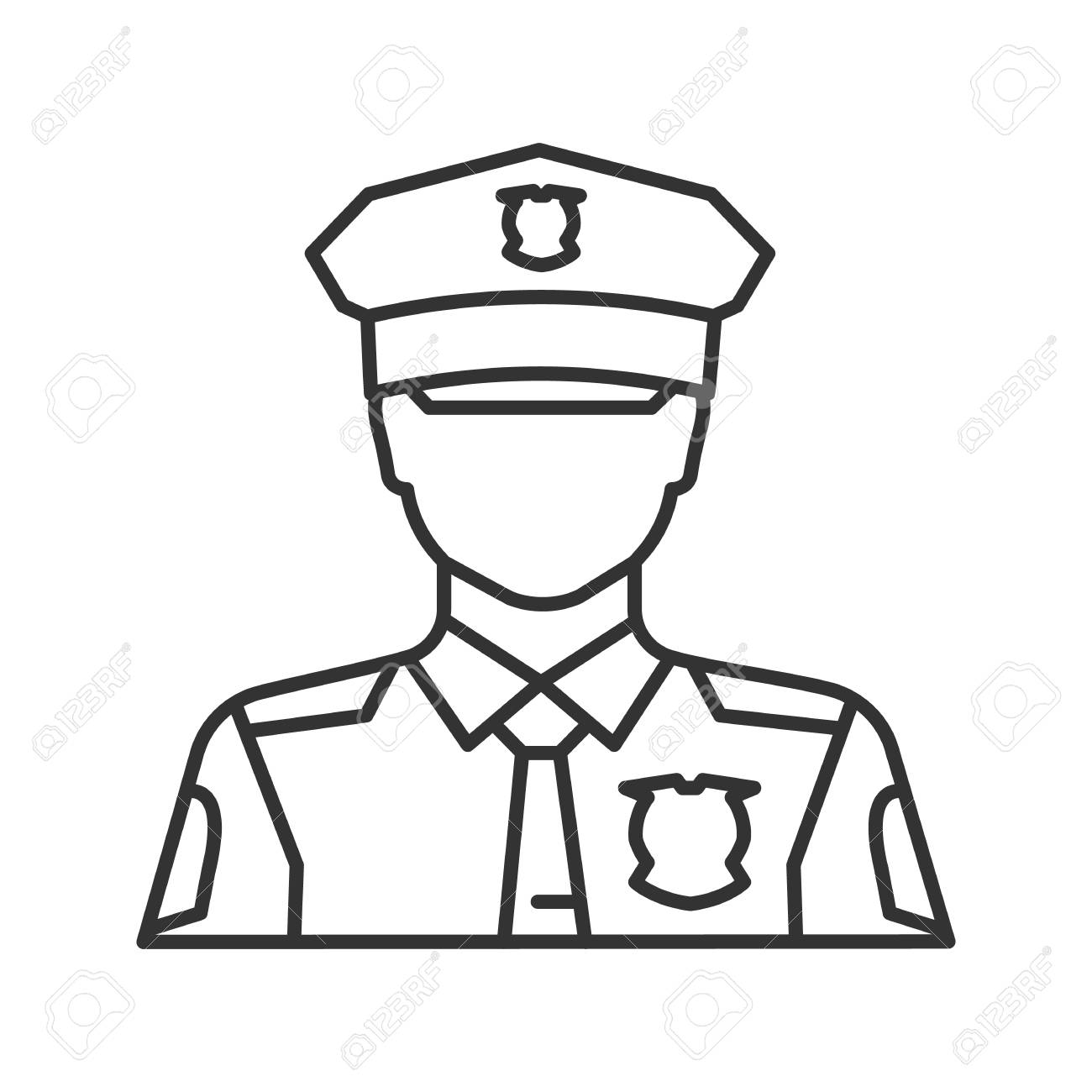 Great officers clipart svg transparent download Officer paintings search result at PaintingValley.com svg transparent download