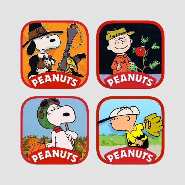 Great pumpkin charlie brown clipart vector free download Snoopy and Charlie Brown's Classics Bundle on the App Store vector free download