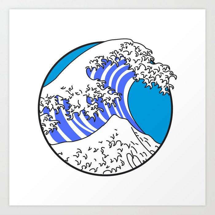 Great wave clipart png transparent \