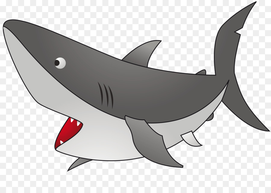 Great white clipart image library Great White Shark Background clipart - Fish, Table, transparent clip art image library