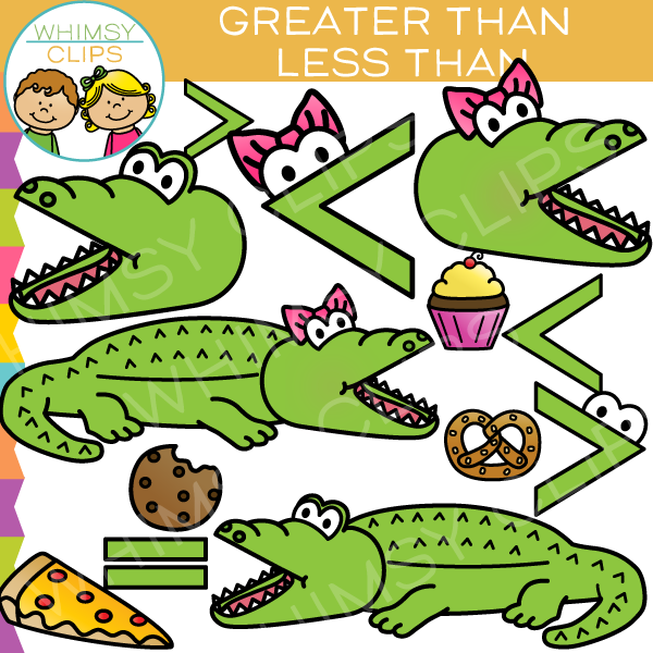 Greater than less than or equal to clipart royalty free Greater Than and Less Than Clip Art royalty free