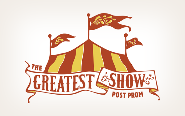 Greatest show clipart image black and white download The Greatest Show on Earth—Post Prom Party on Behance image black and white download