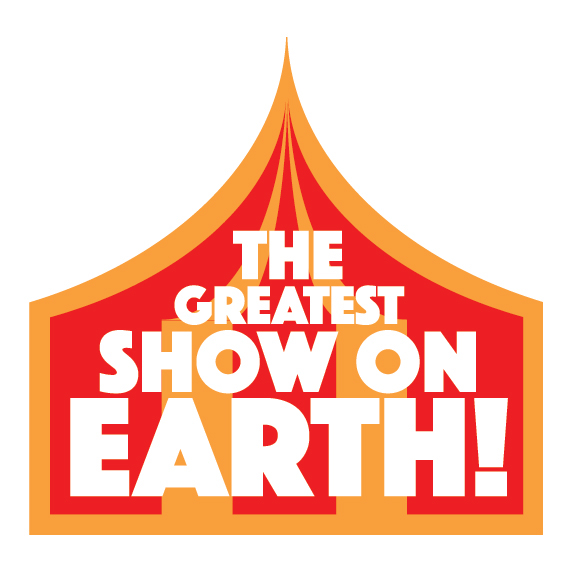 Greatest show clipart clipart free The Greatest Show On Earth! on Behance clipart free