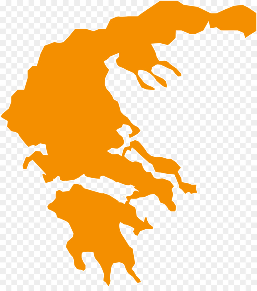 Greece map clipart graphic stock Orange Tree png download - 1000*1121 - Free Transparent Greece png ... graphic stock