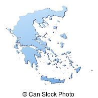 Greece map clipart graphic black and white Greece map clipart 5 » Clipart Portal graphic black and white