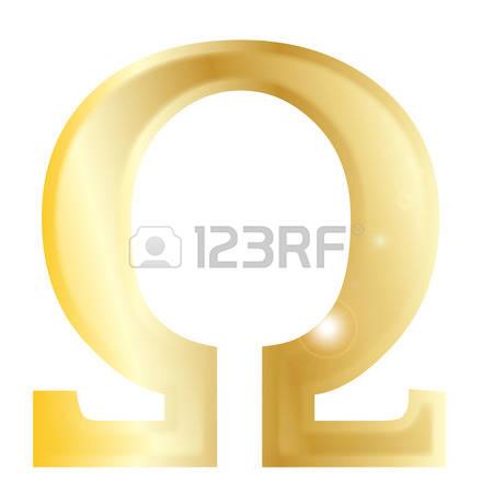 Greek alphabet clipart