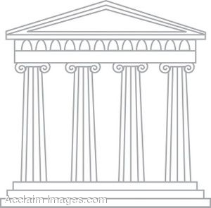 Greek building clipart banner free download Greek Buildings Clipart - Clipart Kid banner free download