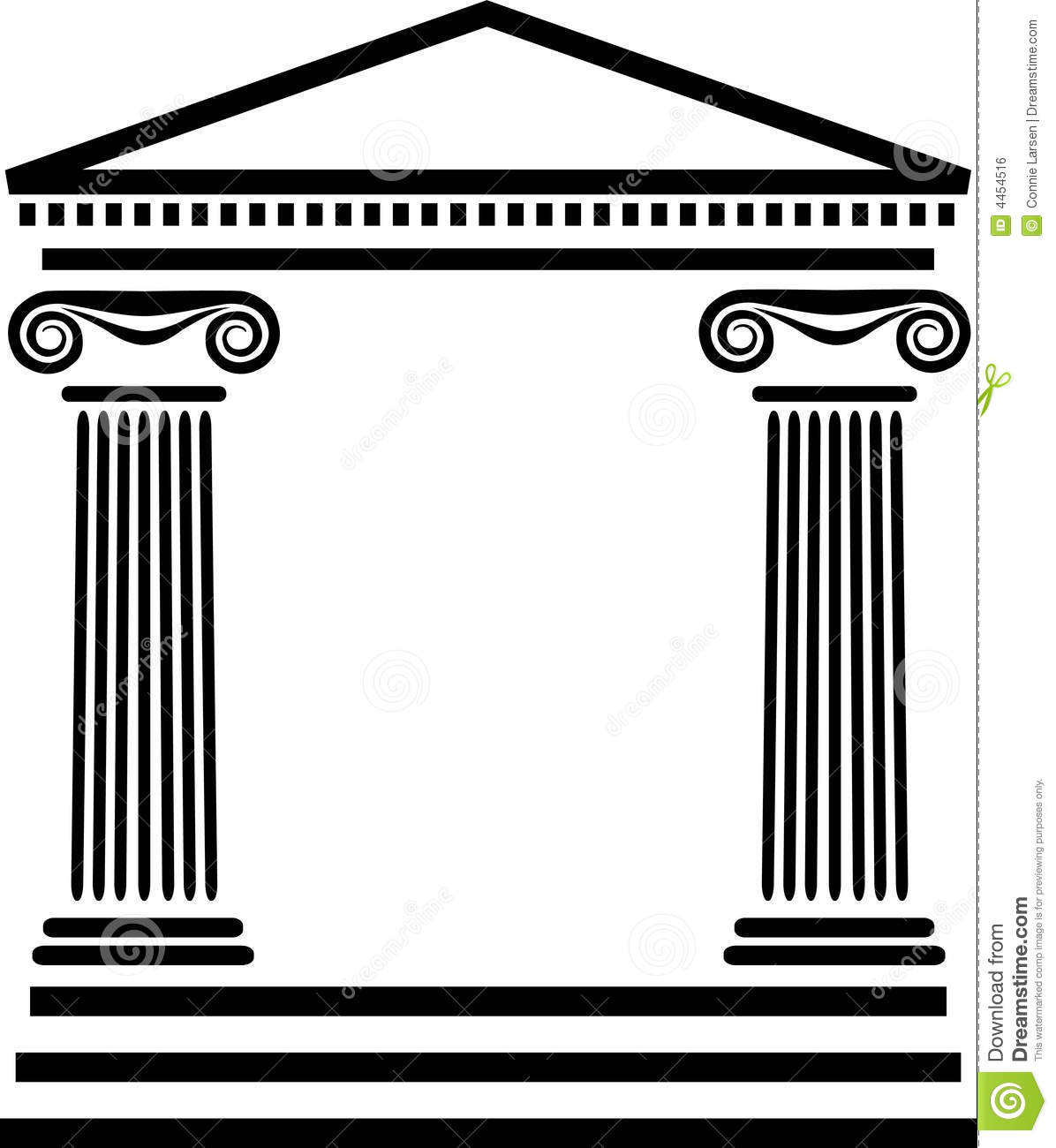 Greek building clipart clipart library stock Greek building clipart - ClipartFest clipart library stock
