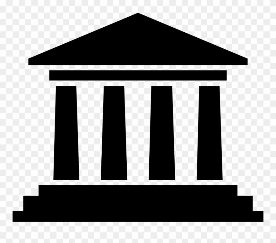Greek columns clipart clip art Column Clipart Flag Greek - Png Download (#2919084) - PinClipart clip art