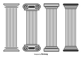 Greek columns clipart png freeuse stock Greek Columns Free Vector Art - (893 Free Downloads) png freeuse stock