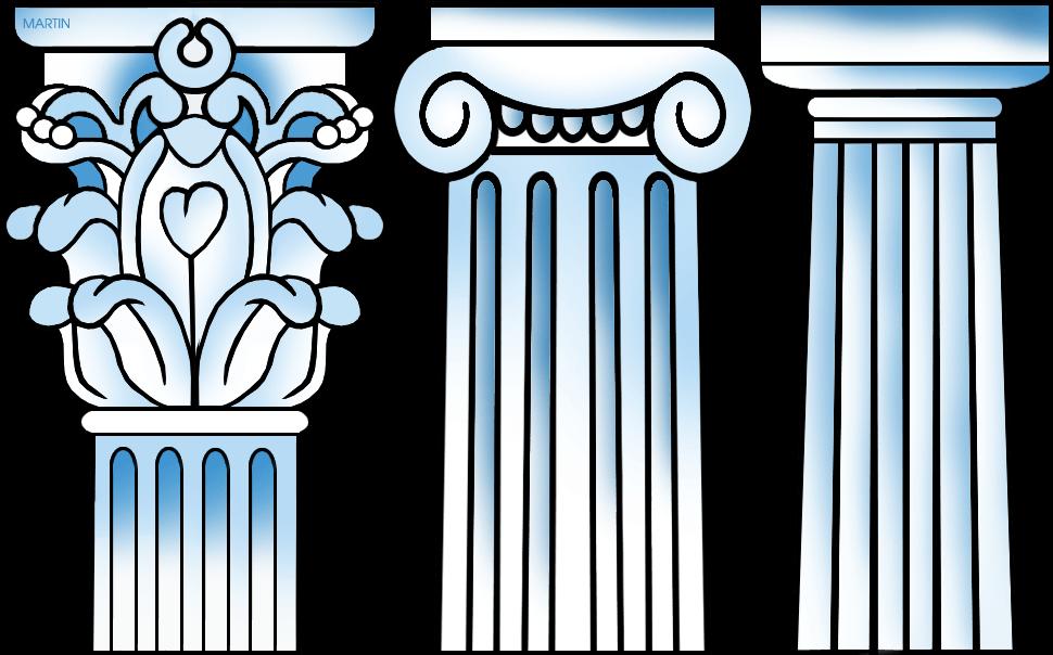 Greek columns clipart image royalty free HD Greek Columns Drawing Clipart Ancient Greece Classical - Greek ... image royalty free