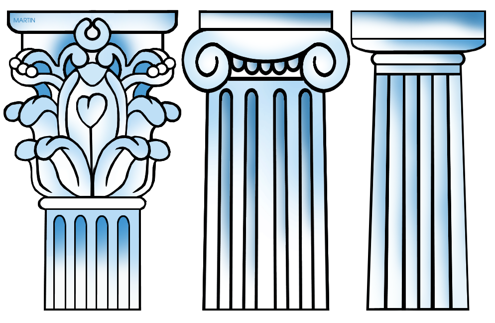 Greek crown clipart clipart royalty free library Architecture Clipart Greek Column Free collection | Download and ... clipart royalty free library