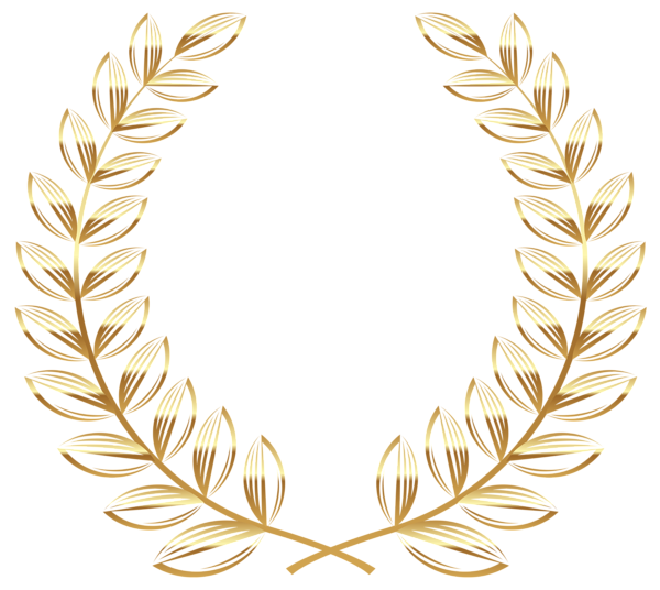 Greek crown clipart vector library stock Golden Wreath Transparent PNG Clipart Picture | nisa | Pinterest ... vector library stock