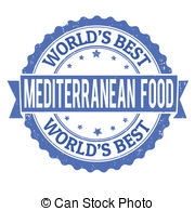 Greek food clipart jpg black and white download Mediterranean food Vector Clipart EPS Images. 2,939 Mediterranean ... jpg black and white download