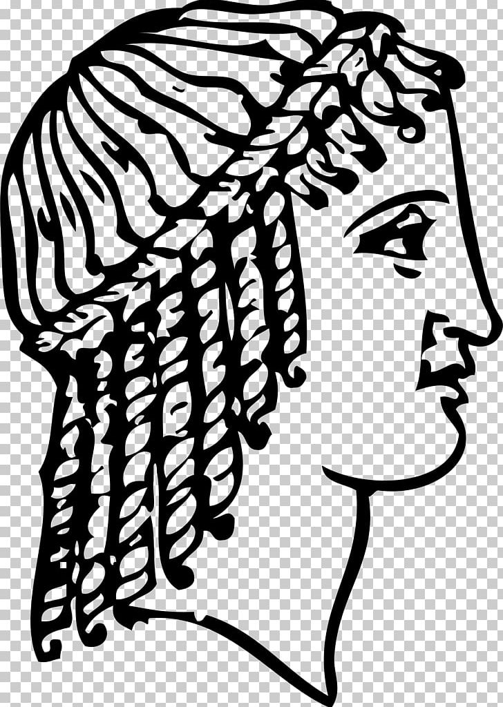 Greek food clipart black and white sketch graphic library Ancient Greece Drawing Hairstyle PNG, Clipart, Ancient Greek, Art ... graphic library