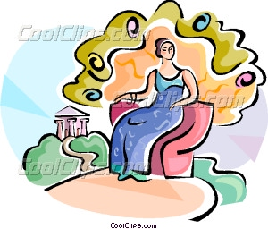 Greek goddess clipart png freeuse library Hera Greek Mythology Clipart - Clipart Kid png freeuse library