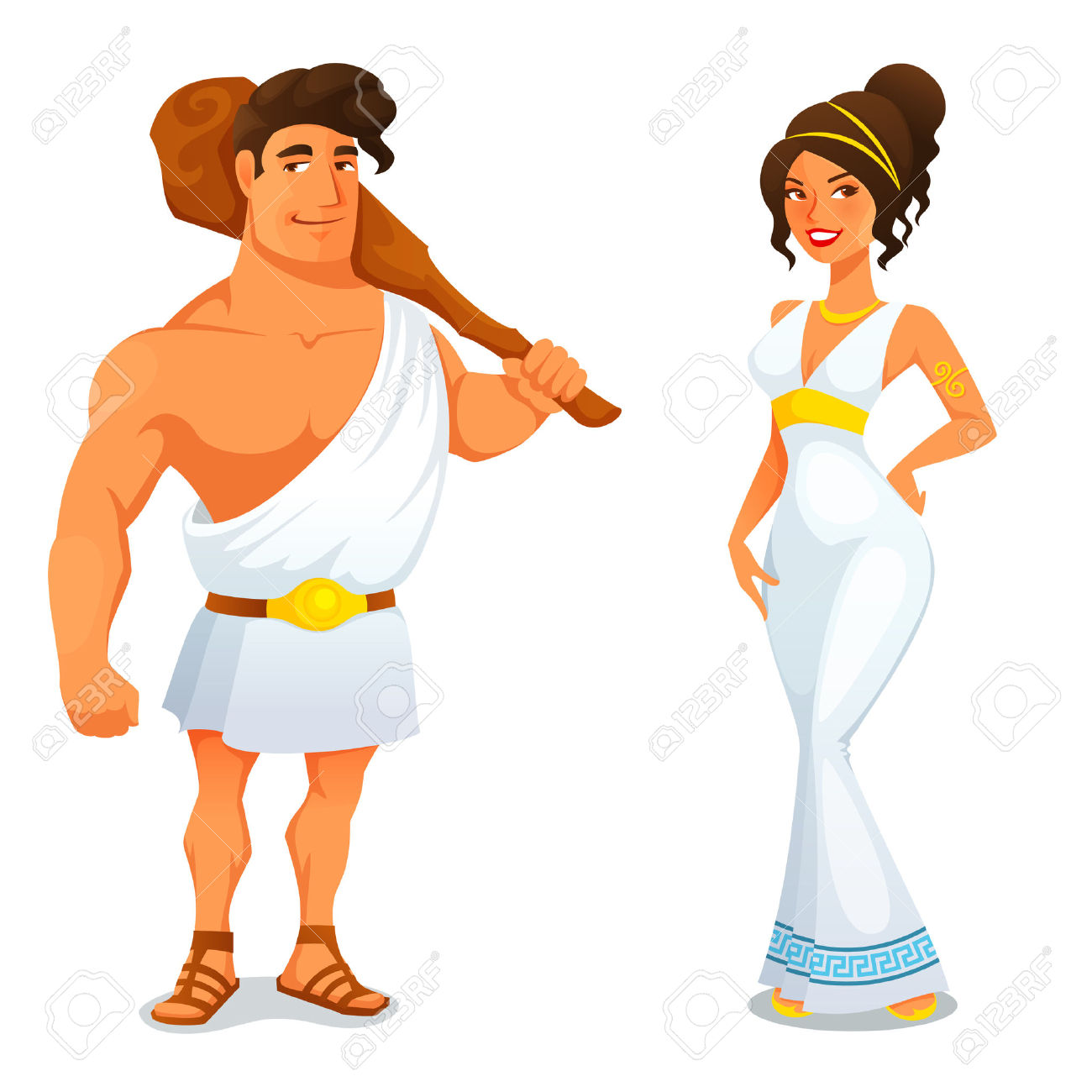 Greek hero clipart clipart library stock 28,448 Greek Stock Illustrations, Cliparts And Royalty Free Greek ... clipart library stock