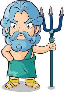 Greek hero clipart clip art free stock Ancient Greek Gods & Goddesses Facts For Kids  