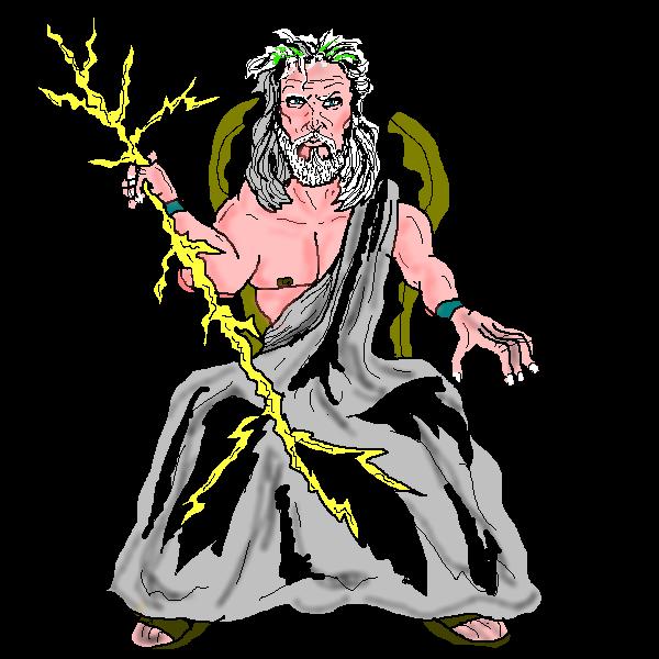 Greek hero clipart clip Zeus greek god clipart - ClipartFox clip
