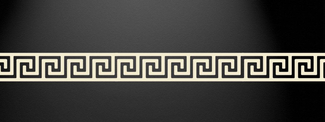 Greek key border clipart banner royalty free Greek Design Clipart - Clipart Kid banner royalty free