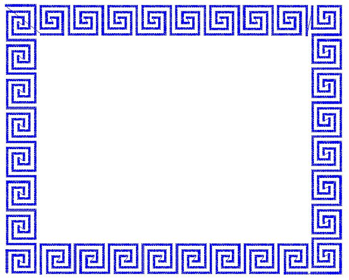 Greek key border clipart graphic black and white download Greek Design Clipart - Clipart Kid graphic black and white download