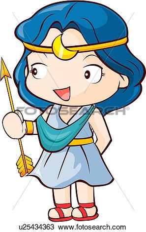 Greek mythology gods clipart graphic freeuse library Clipart of god, myth, artemis, greek mythology, mythical ... graphic freeuse library